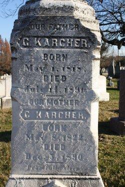 Gottlieb Karcher