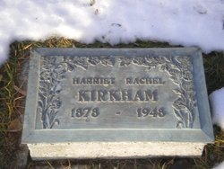 Harriet Rachel Kirkham
