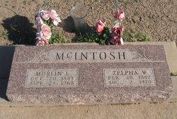 Zelpha V McIntosh