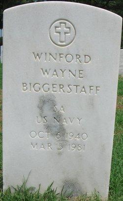 Winford Wayne Biggerstaff