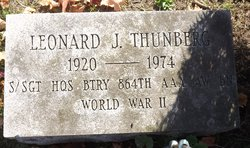 Leonard J. Thunberg