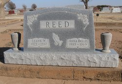 Anna Belle Reed