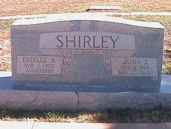 Estella A <I>Rice</I> Shirley