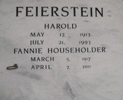 Harold Martin Feirestein