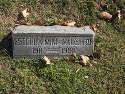 "Estella May ""Stella"" McNaughton"