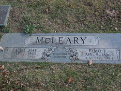 Sallie May <I>Knox</I> McLeary