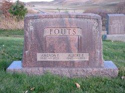 Amanda Frances <I>Muchmore</I> Fouts