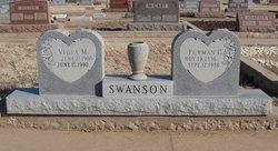 Viola M Swanson
