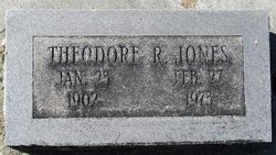 Theodore R. Jones