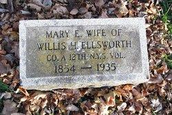 Mary E. <I>Gilbert</I> Ellsworth