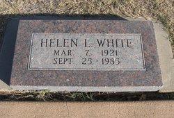 Helen Louise <I>Gallup</I> White