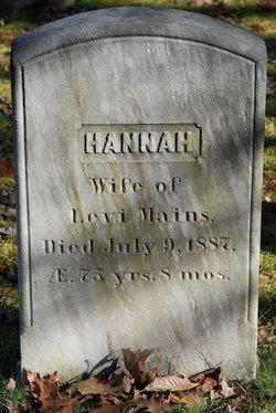 Hannah Mains