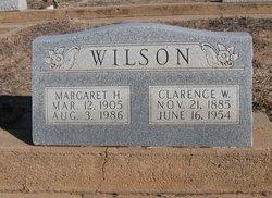 Margaret H Wilson
