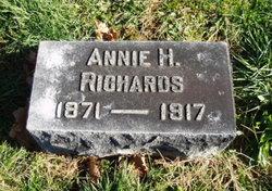 Annie H Richards