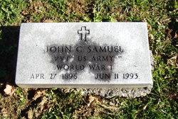 John C Samuel