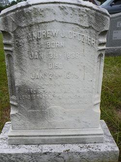 Rev Andrew Jackson Crozier