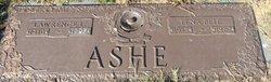 Tena Jane <I>Bell</I> Ashe