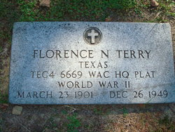 Florence N Terry