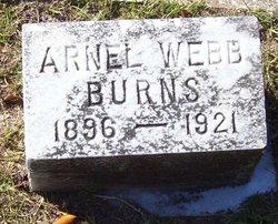 Arnel <I>Webb</I> Burns