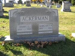 Harry Eugene Ackerman