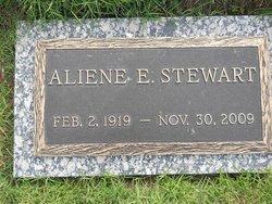 Aliene E. <I>Johnson</I> Stewart