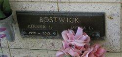 Culver Salisbury Bostwick