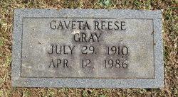 Gaveta <I>Reese</I> Gray