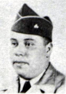 PFC Francis F Barretto