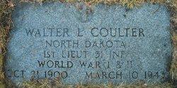 Lieut Walter Lee Coulter