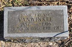 Elsie <I>Frease</I> VanWinkle