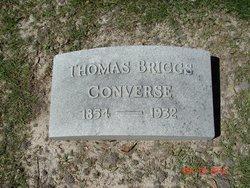 Thomas Briggs Converse, Sr