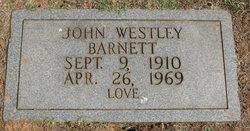 John Wesley Barnett