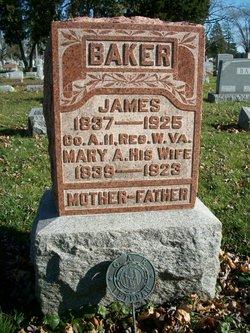 Mary Ann <I>Drake</I> Baker