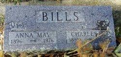 Anna Mae/May <I>Weaver</I> Bills