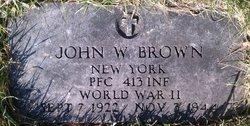 John Wing Brown, III