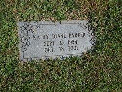 Kathy Diane Barker