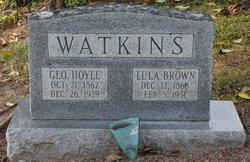 George Hoyle Watkins