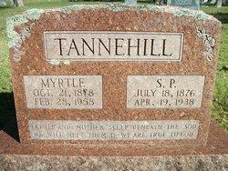 """Rev Sherman Patrick """"Dod"""" Tannehill"""