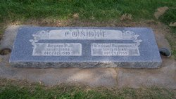 Blanche <I>Mendenhall</I> Condie