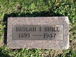 Beulah L. <I>Zumwalt</I> Brill