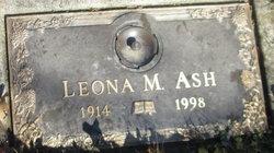 Leona M. Ash