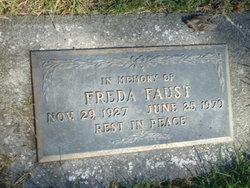 Freda <I>Mettler</I> Faust