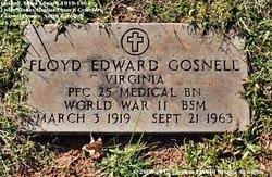 Floyd Edward Gosnell