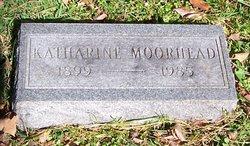 Katherine M Moorhead