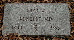 "Fredolin William ""Fred"" Kundert"