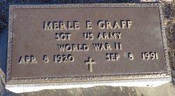 Merle E Graff