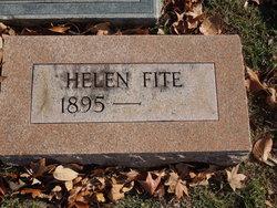 Helen Lillie <I>Crane</I> Fite