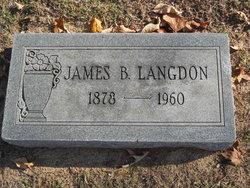 James B Langdon