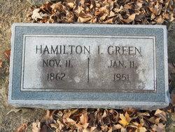 Hamilton I Green