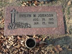 Evelyn M Johnson